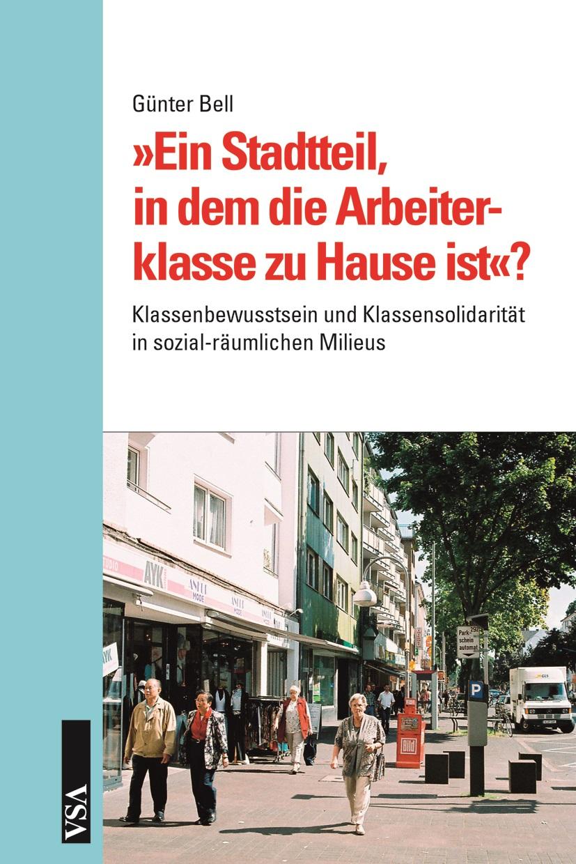 Cover des Buches, Straßenszene Kalker Hauptstraße