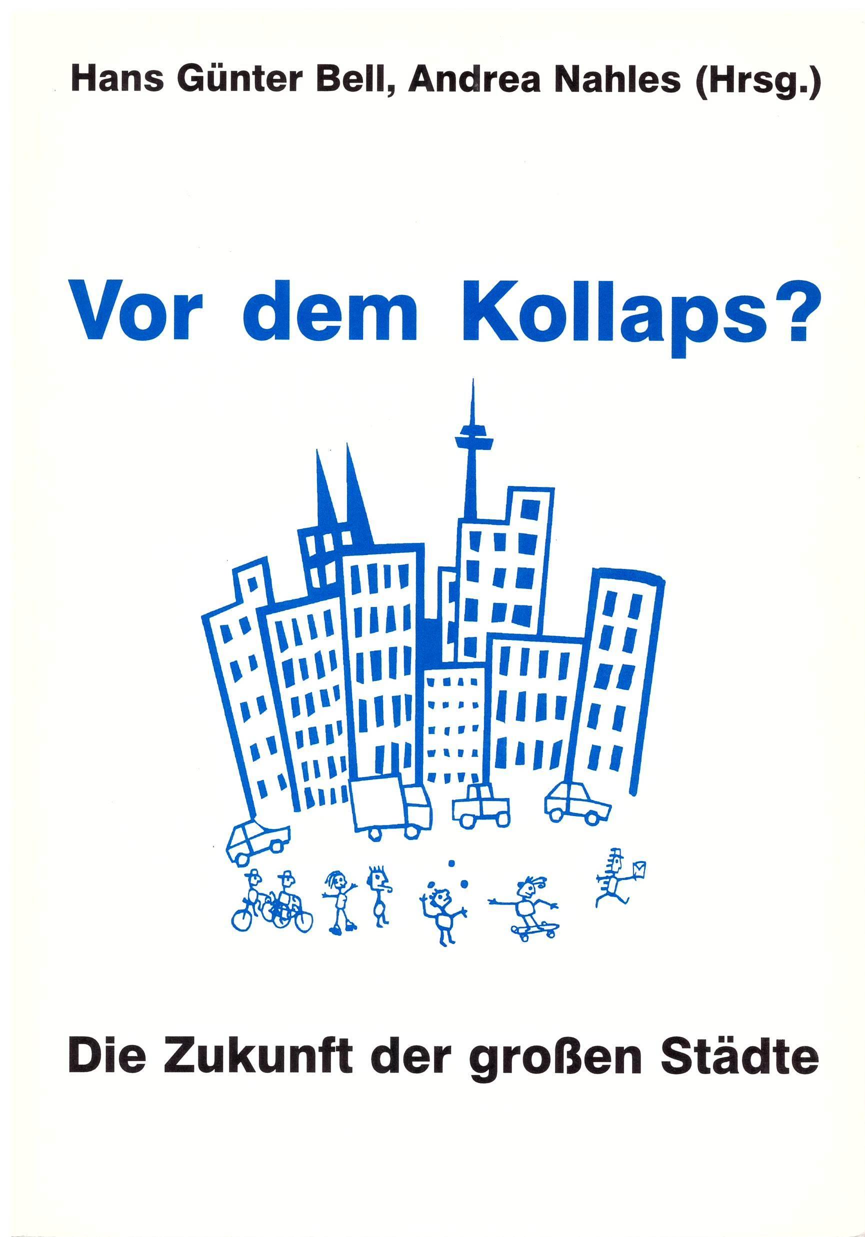 Cover des Buches. Hochhäuser