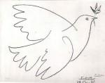Picassos Friedenstaube