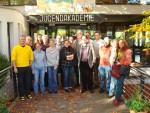 Gruppenfoto der Teilnehmer/innen