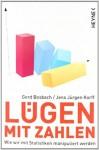 Cover des Buches: umstürzende Säulen einer Statistik